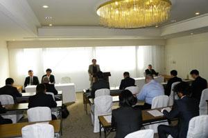 全日本同和会 東京都連合会 第2回 理事会