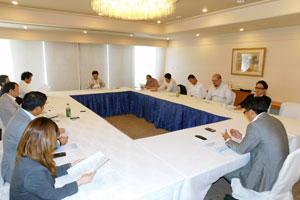 全日本同和会 東京都連合会 第1回 常任理事会